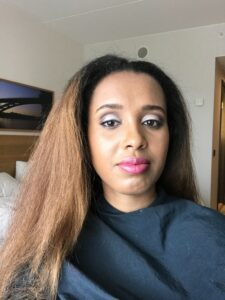 Straight African Hair